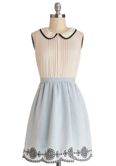 Cake Decorating Class Dress | Mod Retro Vintage Dresses | ModCloth.com on Wanelo