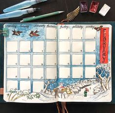 If you want your bullet journal to be as effective as possible, you need to show a little TLC to your monthly spread! Why? Well – because it serves as a reminder of what you have going on that month, what you need to accomplish before the next month, and what major events need to …Continue Reading...