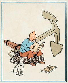 Tintin s'instruit Hergé