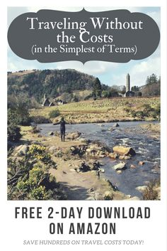 From 9/30-10-1, Traveling Without the Costs (in the Simplest of Terms) is available for free on Amazon Kindle. Follow this link to download your free copy today and follow this guide to saving hundreds and thousands on travel costs! The author traveled to Europe for less than $500 and you can too! This book is best used as a guide to reference any time you book a trip as it's laid out in a simple and informative way without extras! Download now before this limited time offer expires. :)