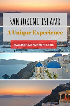 Everything you need to know about Santorin Island | Santorini island, Greece | Santorini beaches | Santorini food | Santorini attractions | Santorini experiences