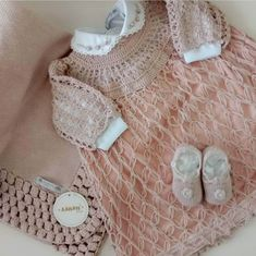 SM27 Baby Dresses, Crochet Baby, Women, Fashion, Crochet Baby Dresses, Kid Outfits, Craft, Little Girl Clothing, Party