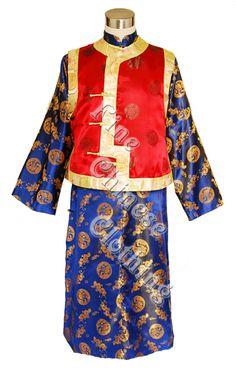 traditional chinese men's clothing - Google Search