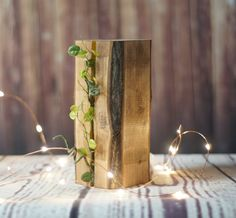 Wood Candle Holder Rustic Log Candle Holder Rustic by GFTWoodcraft
