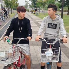 """10.3rb Suka, 309 Komentar - BTS (@vk00ki) di Instagram: """"Q: Which member would you like to go on a bike tour with? (ONLY ONE!! I'm evil, I know)"""""""