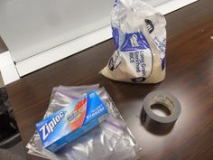 OT Tools for Public Schools: Rice, Duct Tape, Baggies--That's All You Need to Make a Weighted Lap Pad