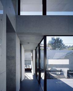 Wohnen im Museum - Haus für einen Kunstsammler in Japan von Apollo Architects