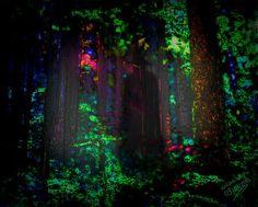 'Shadow of the Wizzard - Schatten des Zauberers' von mimulux bei artflakes.com als Poster oder Kunstdruck $16.63