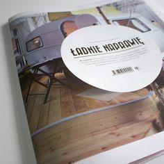 """Pierwszy numer Magazynu """"Ładnie Naprawię""""!"""
