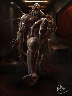 iron maiden of resident evil 4 by wizyakuza.deviantart.com on @deviantART