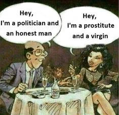 Politician & prostitute