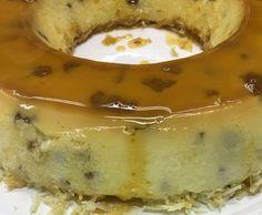 Pudim de Paçoca da Leila | Doces e sobremesas > Receitas de Pudim | Mais Você - Receitas Gshow
