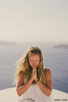 Kathryn Budig's rise and shine mantra meditation to start your day on the right note.