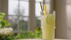 Gemberlimonade van Sandra Bekkari | VTM Koken Refreshing Drinks, Yummy Drinks, Healthy Drinks, Healthy Food, Detox Recipes, Healthy Recipes, Alcohol Detox, Go For It, Healthy Shakes