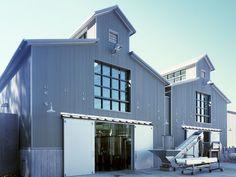 the Polished Pebble: Modern Farmhouse Architecture