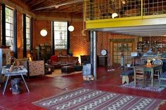 Share a 3,000-Square-Foot Loft in the Brewery Art Colony - Rent Check - Curbed LA