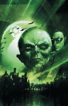 Green Lantern Corp. - by Scott Clark | #comics