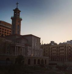 Beirut lebanon downtown beyrouth