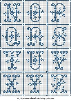 Free Easy Cross, Pattern Maker, PCStitch Charts + Free Historic Old Pattern Books