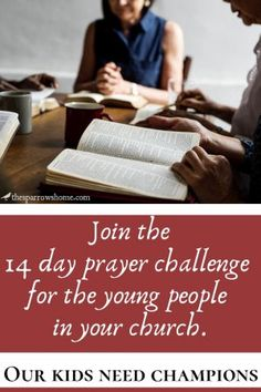 Take 14 days to pray for the kids and young people in your church. Daily topics, verses, and sample prayers. Plus a free printable guide. Pray For Love, Peace And Love, Printable Prayers, Free Printable, Sample Prayer, Christian Families, Christian Women, Proverbs 11, Raising Godly Children