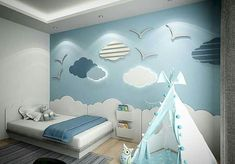 Kinderzimmer Dekorieren Ideen Spielzeug, Kinder & Baby The Effective Pictures We Offer You About baby room decor floral A quality picture … Baby Bedroom, Baby Boy Rooms, Baby Room Decor, Girls Bedroom, Nursery Decor, Kids Rooms, Childrens Bedroom, Kids Bedroom Designs, Cute Bedroom Ideas