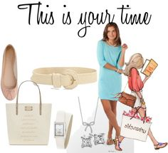 """""""Shopping Day"""" by kayceebrown on Polyvore"""