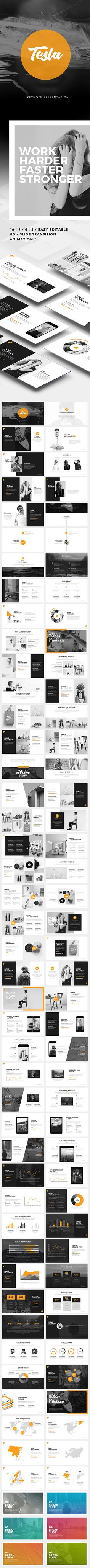 Creative Pitch Deck PowerPoint Template | Pinterest | Pitch, Decking ...