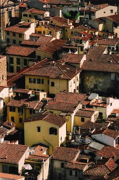 The Rooftops of Florence, Italy Copyright: Geoffrey George