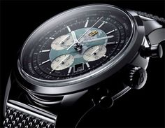 #Breitling Transocean Chronograph Unitime