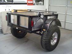 Another trailer build. - JeepForum.com