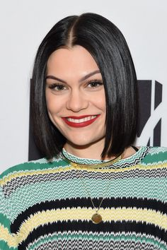 Jessie J's sleek bob - Celeb Short Hairstyles That'll Make You Want to Chop Off Your Locks - Photos
