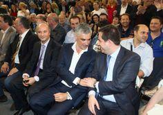 Κεντρική Ομιλία Άρη Σπηλιωτόπουλου, Υποψήφιου Δημάρχου Αθηναίων, Σπόρτινγκ, 12/5/2014