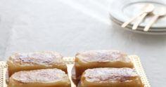Borrachos una delicia Ingredientes: (para 12 borrachos) - Para el bizcocho: 4 huevos 120 g de azúcar 120 g de harina floja - Pa... Honduran Recipes, Empanadas, Flan, Brownies, Biscuits, Candy, Breakfast, Desserts, Recipes
