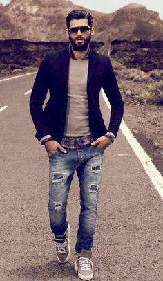 Fresh Men's Fashion Trends 2015