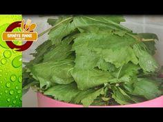 Yaprak Salamura Nasıl Yapılır- Üzüm yaprağı Salamurası tarifi /Hayalimdeki Yemekler - YouTube