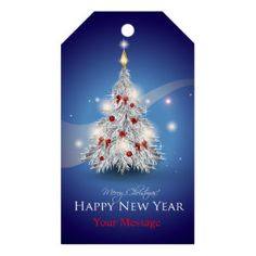 Merry Christmas 68 Gift Tags