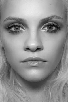Ginta Lapina - seriously.... like the most gorgeous face I have ever seen!