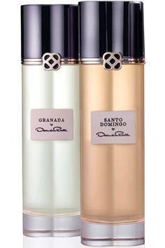 Granada & Santa Domingo Oscar de la Renta perfume - a new fragrance for women 2012