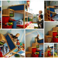 Ikea Child Furniture Hacks