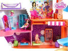 Polly pocket house design games