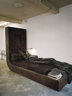 Rick Owens Parisian Gothic Home I need this in a king size