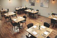Inside the restaurant #hereford #herefordrestaurant @cellardoorhfd