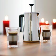 Izolowany zaparzacz do kawy Bistro od Fabryka Form