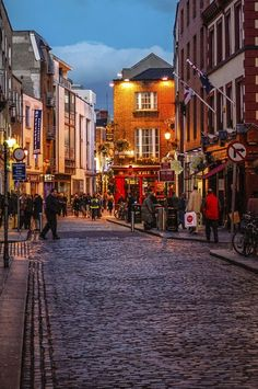 Have a grand time in the exciting city of Dublin! Enjoy supping on a Guinness and experience the cities vibrant nightlife. We recommend a stay at the Dean Hotel. Dublin Nightlife, Dublin Restaurants, Dublin Pubs, Dublin City, Nightlife Travel, Dublin Food, Dublin Shopping, Dublin Travel, Ireland Travel
