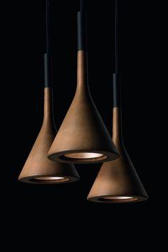 Lighting :: Suspension :: Aplomb Suspension Lamp - | Space Furniture