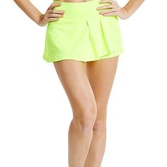 TopTie Women Running Tennis Athletic Skirt Skort ** Check out the image by visiting the link.