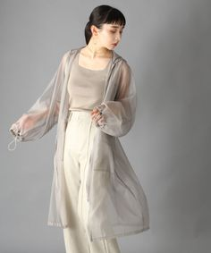 Safari Outfits, Basic Outfits, Hijab Fashion, Duster Coat, Lady, Womens Fashion, Casual, How To Wear, Jackets