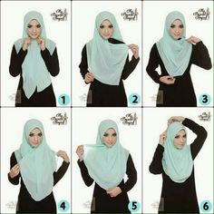 Simpel hijab