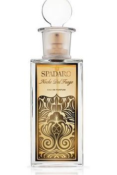 Noche Del Fuego by Spadaro   Fragrance ~ hints of Saffron, paprika, pepper ~ for women !