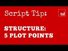 If the sequences are what shape a screenplay's three-act structure, then the five major plot points are the building blocks behind sequence construction: Inc...